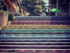 Scarile multicolore din Liban