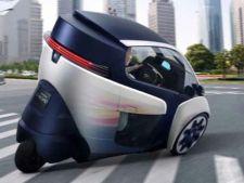 Toyota prezinta la Geneva 2013 conceptul i-ROAD