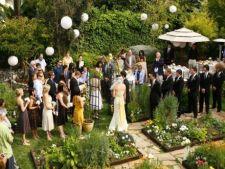 7 moduri de a decora gradina pentru nunta