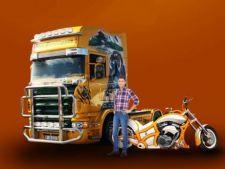 Romania va gazdui cel mai mare festival de camioane si motociclete din Europa de Est