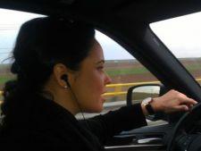 Andreea Marin, amendata de politia rutiera cu 750 de lei