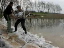 Alerta de inundatii la Calafat