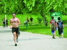 Unde alergam in Bucuresti