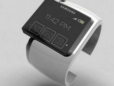 Samsung lucreaza la un smart-watch