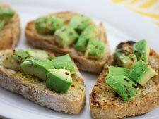 6 gustari cu avocado care iti satisfac poftele de dupa-amiaza