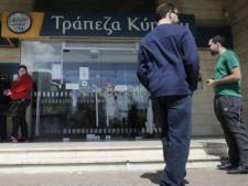 Ciprul este la un pas de colaps financiar