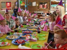 5 moduri prin care sa-ti simplifici viata atunci cand dai o petrecere pentru copilul tau