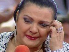 Cantareata Cornelia Catanga si-a pierdut vederea