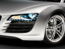 Audi introduce o tehnologie multi-LED, interzisa in SUA