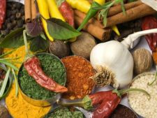 5 condimente care ard grasimile si te mentin in forma