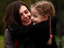 Monica Gabor, mesaj emotionant pentru fiica sa