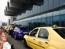 Taxiurile, chemate pe Aeroportul Otopeni prin intermediul unor aparate cu touch screen
