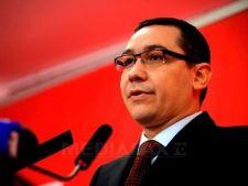 Ponta, apel catre cetateni in privinta intemperiilor