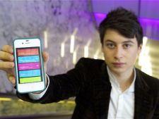 Adolescentul care a devenit milionar peste noapte dupa ce a creat o aplicatie