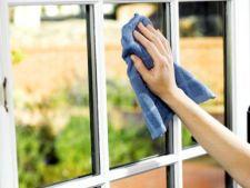 4 sfaturi pentru curatenia ferestrelor