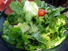 Salata verde din supermarket este periculoasa