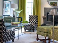 Imbina culorile casei tale cu verde Chartreuse