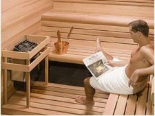 Frecventarea saunei: avantajele si dezavantajele ei