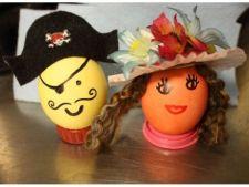 7 modele de oua pentru Paste