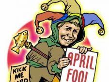 Obiceiuri si originea zilei de 1 Aprilie