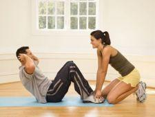 Exercitii pentru abdomen, potrivite pentru barbati