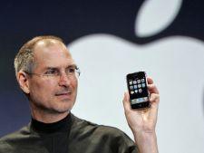 Urmatoarele doua iPhone au fost concepute tot de Steve Jobs
