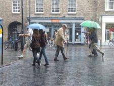 Cod galben de ploi in mai multe judete