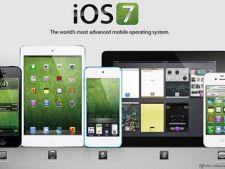 Cand soseste iOS 7 pentru iPhone si iPad?