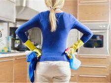 5 greseli de evitat cand faci curatenie