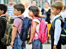 Peste 35.000 de cereri de inscrieri in invatamantul primar in doar doua zile