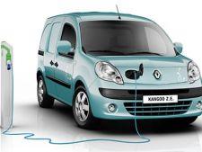 Renault lanseaza pe piata din Romania prima masina electrica