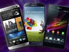 Cele mai asteptate 3 smartphone-uri ale primaverii