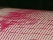 Trei cutremure in ultimele 24 de ore