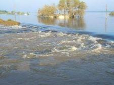 Stare de alerta pe Dunare