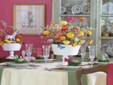 5 idei de decoratiuni pentru masa de Paste