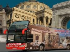 Surprize pentru turistii care viziteaza Bucurestiul