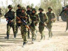 Romania isi retrage trupele si armamentul din Afganistan