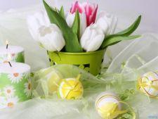 4 plante asociate cu sarbatoarea Pastelui