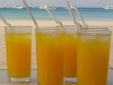 Noi denumiri pentru sucurile de fructe comercializate in magazine