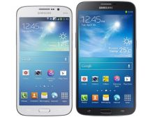 Noile Samsung Galaxy Mega, intre smartphone si tableta
