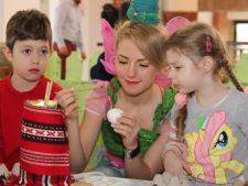 Ateliere de incondeiat oua pentru copii in Bucuresti