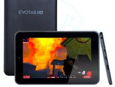 Evolio a lansat Evotab HD, cea mai subtire tableta romaneasca de 7 inci