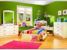 6 culori potrivite pentru camera copilului