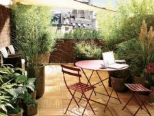 4 ponturi pentru amenajarea unei terase