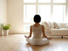 5 pasi pentru a crea un spatiu de meditatie in casa