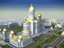 Prima slujba in noua Catedrala a Neamului va avea loc de Florii