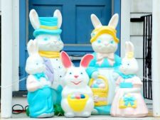 Sarbatorile de Paste in gradina: 5 idei de decoratiuni simple si frumoase