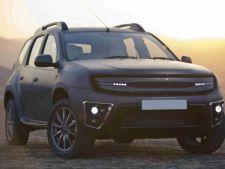 DC Design schimba total designul automobilului Dacia Duster