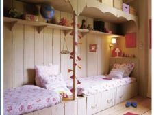 Cum sa amenajezi camera pentru doi copii: 8 idei interesante
