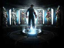 Iron Man 3, record de incasari in weekendul premierei